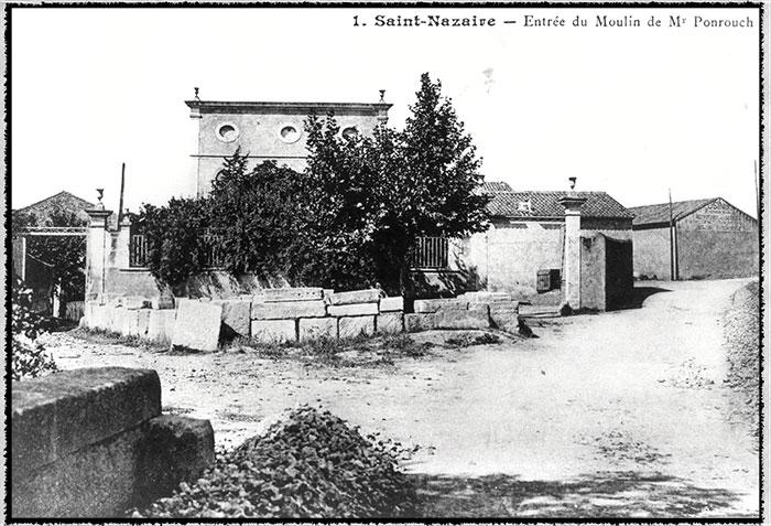 Le Moulin de St Nazaire d'Aude