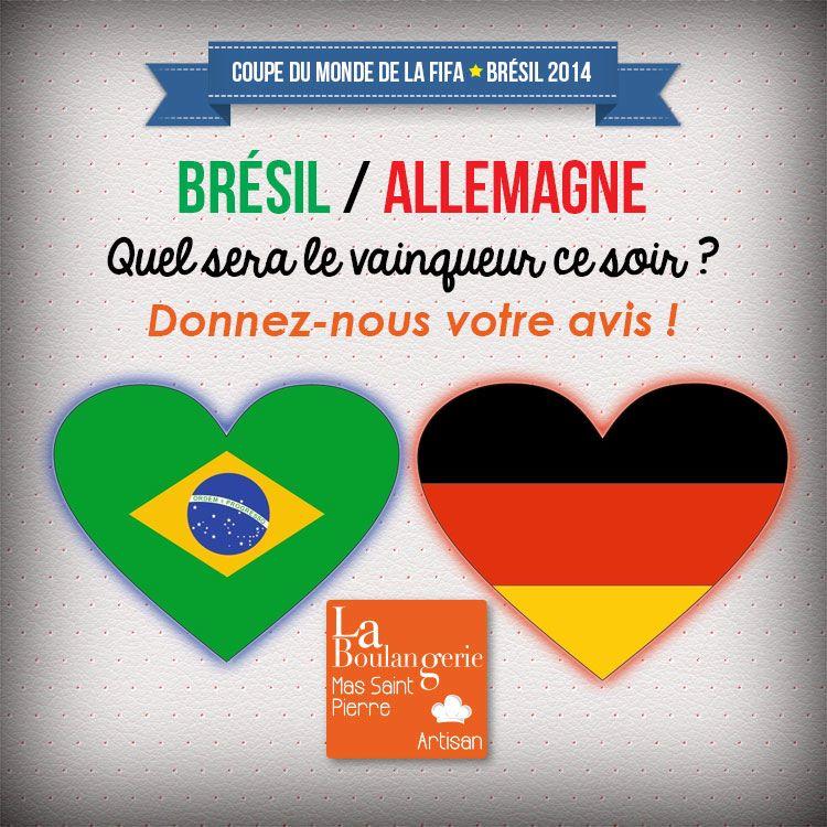 France / Brésil, quel sera le vainqueur ?