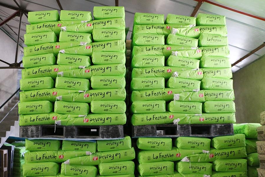 25 kgs de farine La Festive - Label Rouge