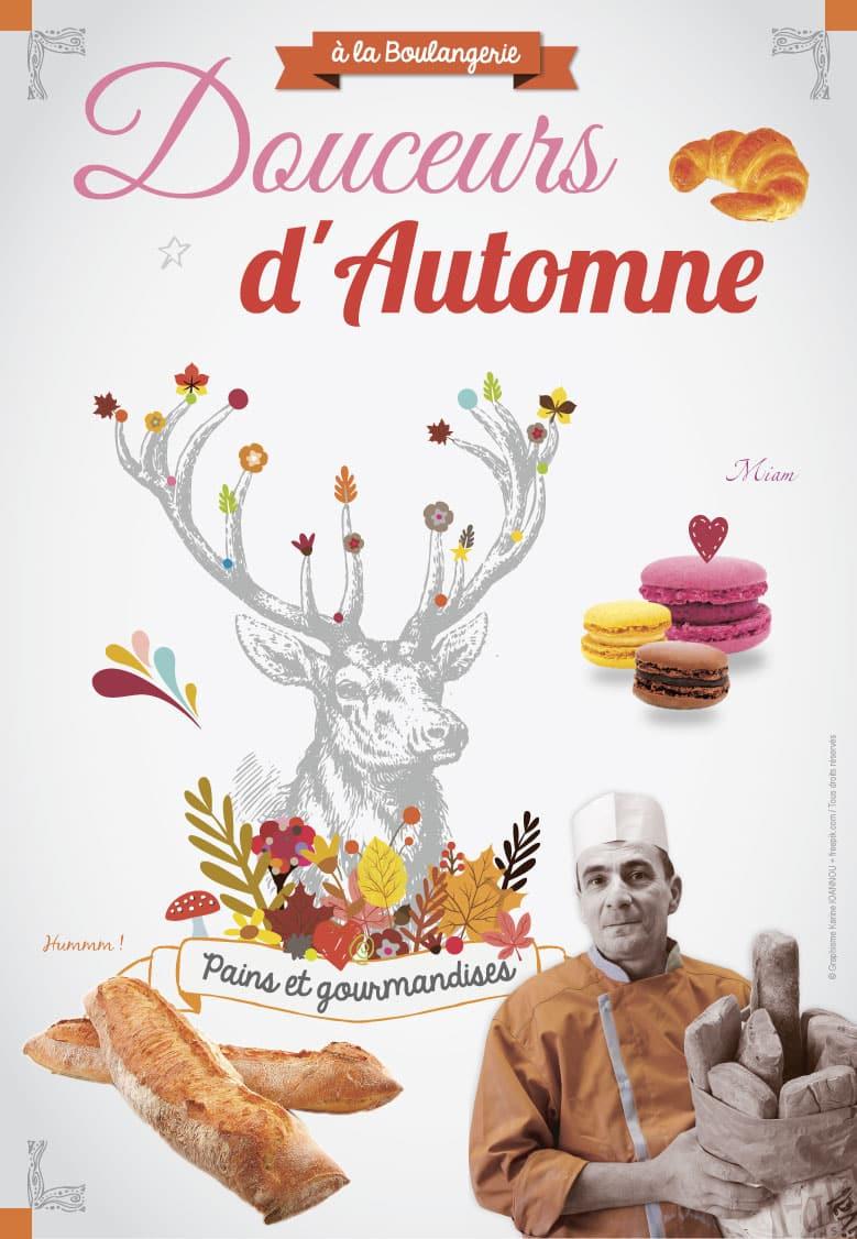 Douceurs d'automne à la Boulangerie et chocolats Sarah