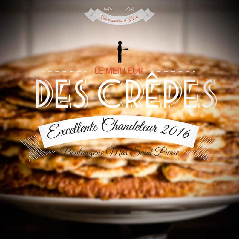 A la Chandeleur, à toute heure, mange des crêpes de bon coeur !