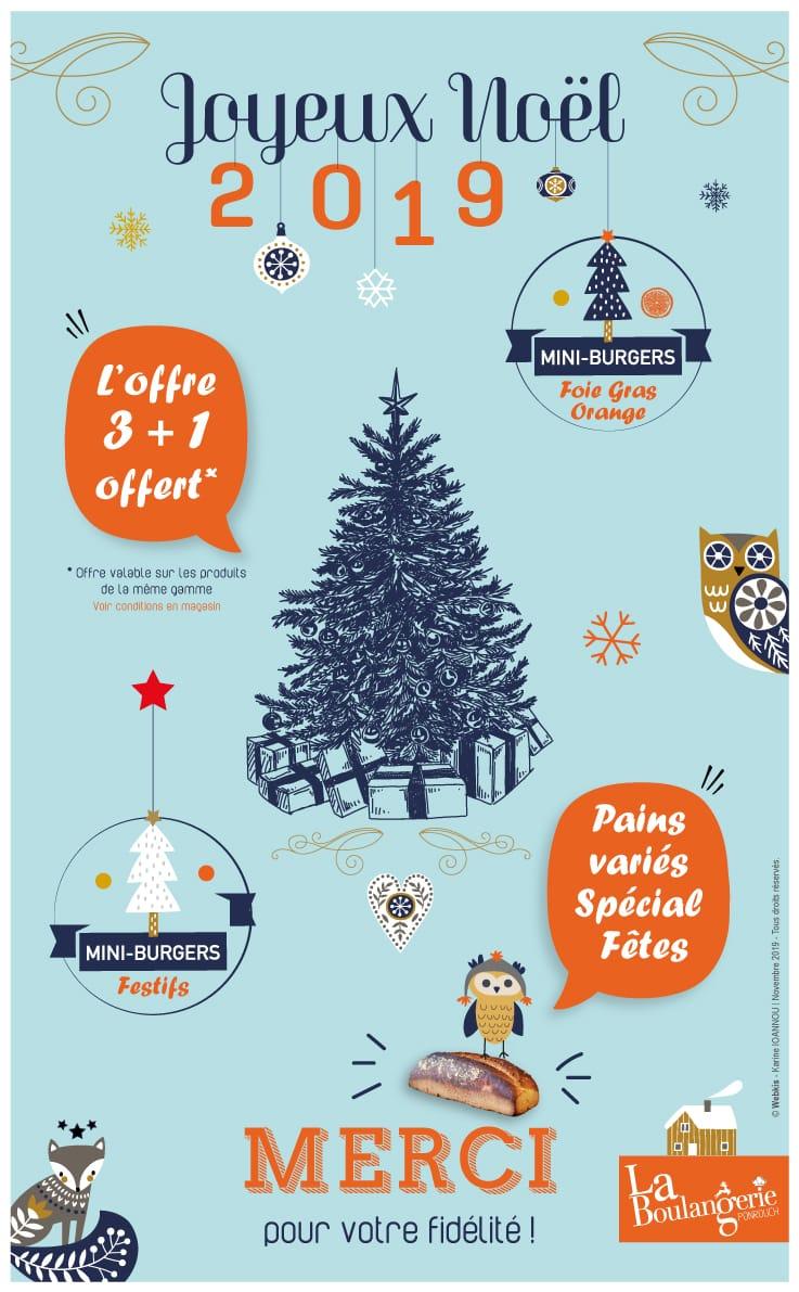 Joyeuses Fêtes de Noël à vous tous !